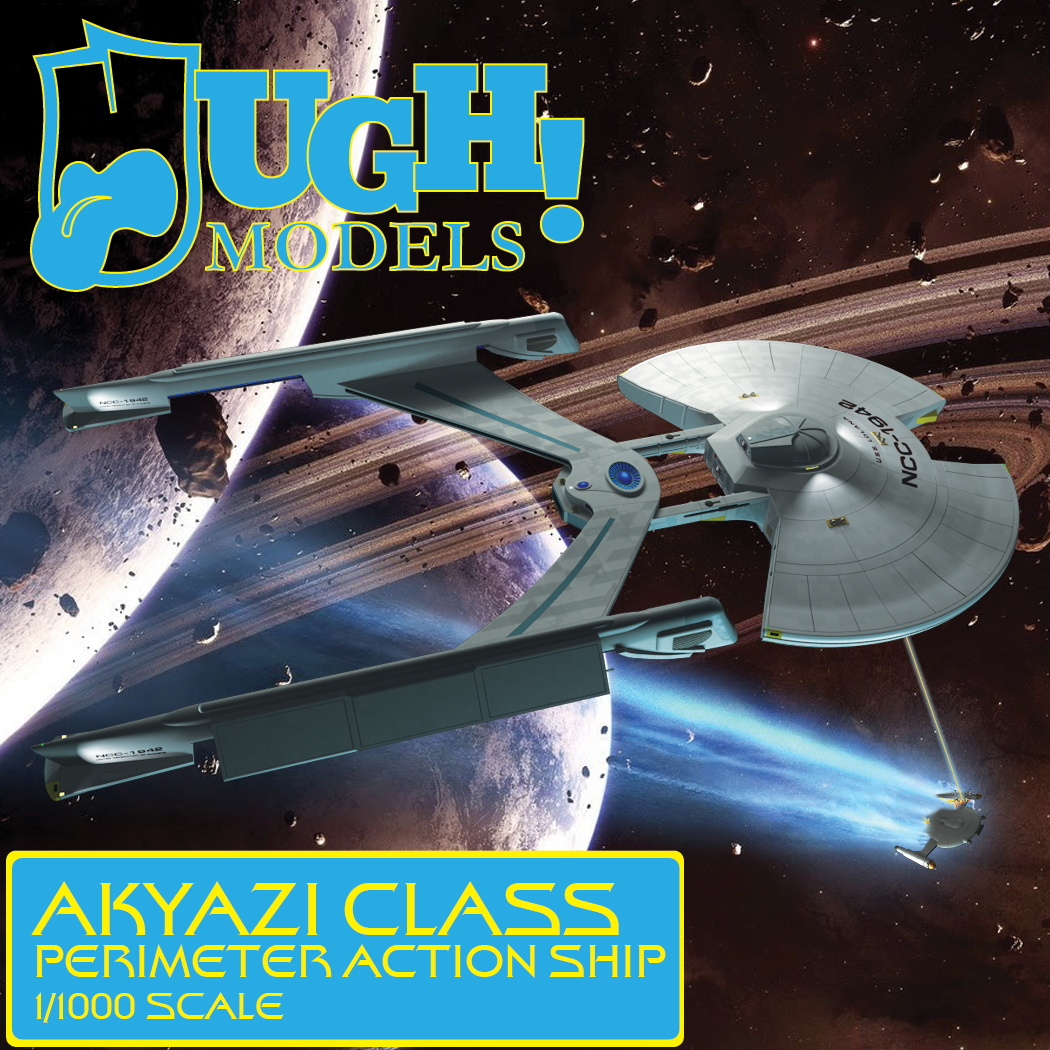 1/1000 Akyazi Perimeter Action Ship