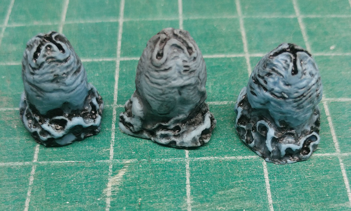 1/35 Alien Eggs 3 pack