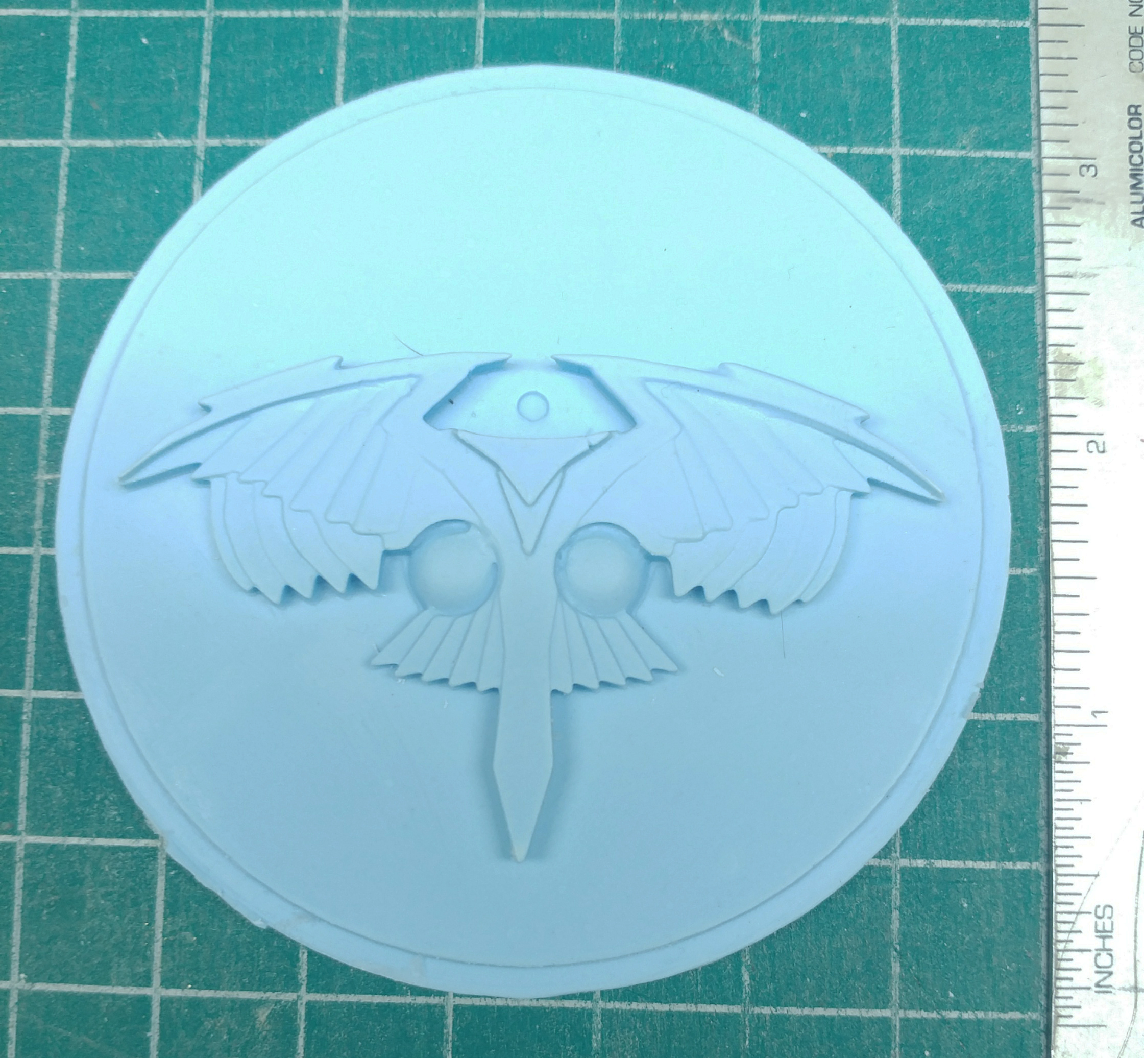 Romulan Bird Of Prey Base